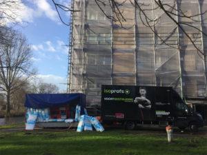 Torenflat Hemubo Haarlem Isoprofs